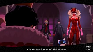 Persona 5 Royal gameplay