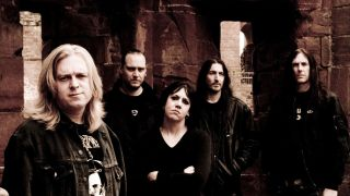 A promotional picture of Bolt Thrower