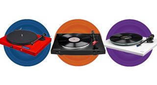 3 of the best 21st century turntable systems