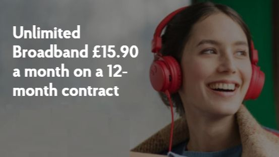 The 'UK's cheapest broadband deal' title just changed hands again