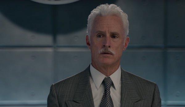 Howard Stark Ant-Man John Slattery