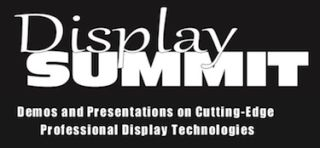 Display Summit Approved for 12 InfoComm Renewal Units