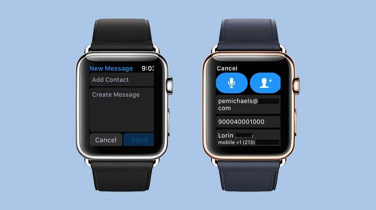 How to Send a Text Message on Your Apple Watch - How to Use the