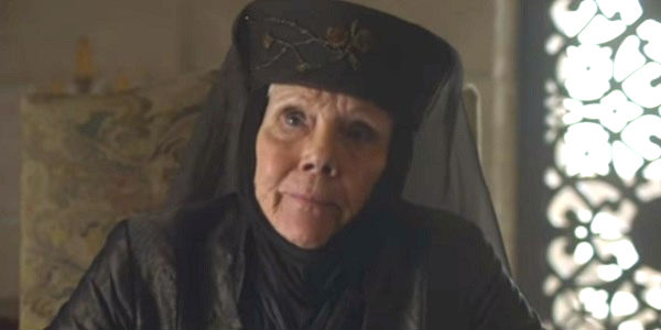 Lady Olenna Tyrell Diana Rigg Game Of Thrones HBO
