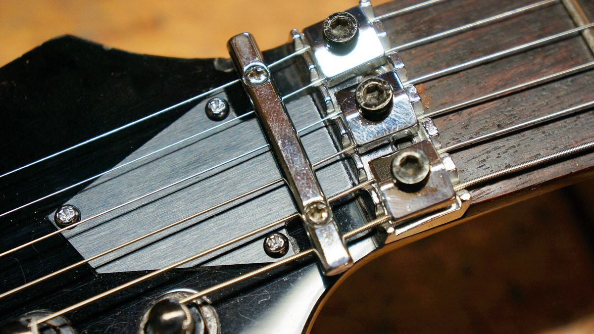 How to permanently set your guitar's locking nut height