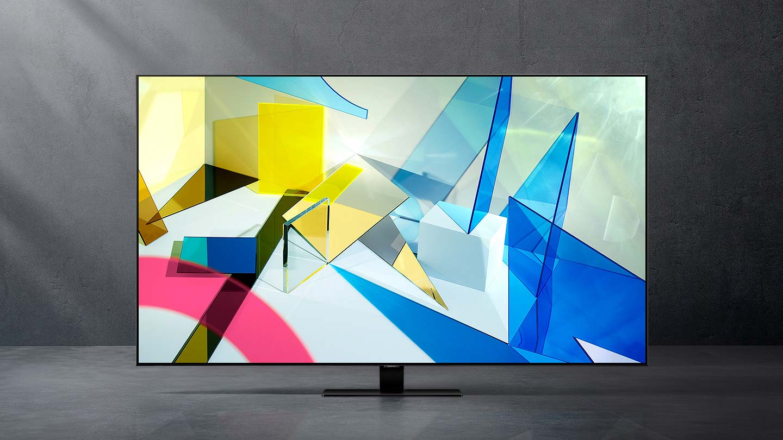 Samsung Q80T QLED TV