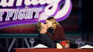 Dax Shepard and Kristen Bell on NBC's 'Family Game Fight'