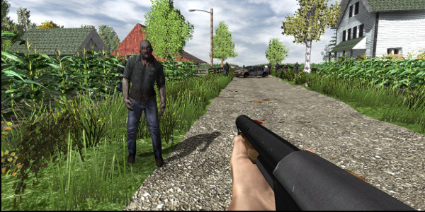 7 days to die returns to steam cinemablend for Wood floor 7 days to die