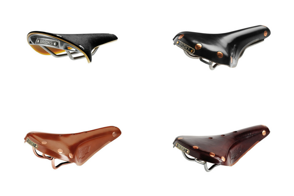Everything you need to know about the Brooks saddle range