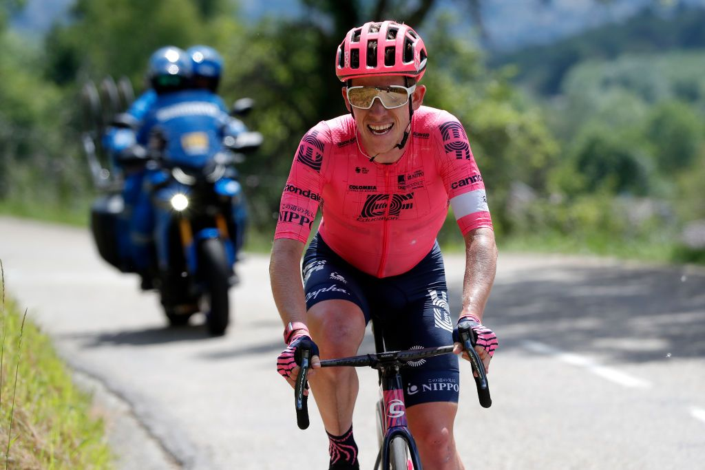 Craddock laser-focused on US Pro road race and Olympics