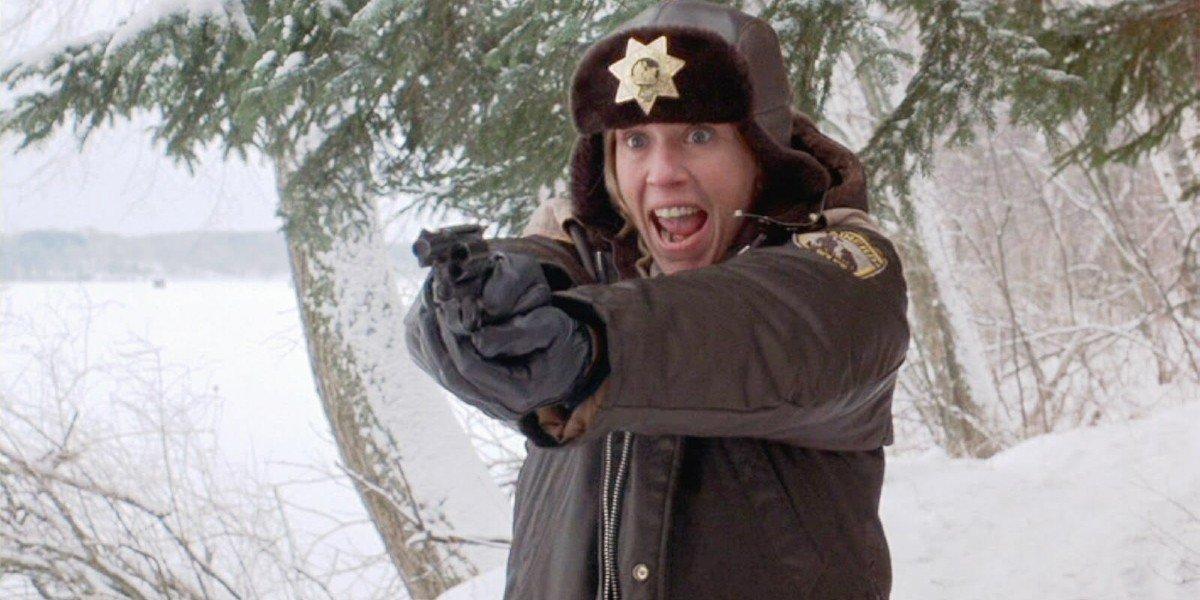 Frances McDormand - Fargo (1996)