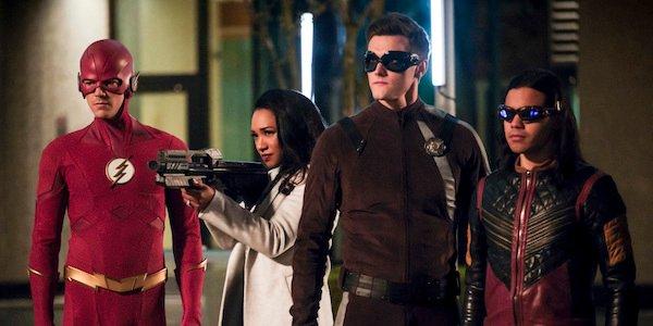 team flash season 5 finale