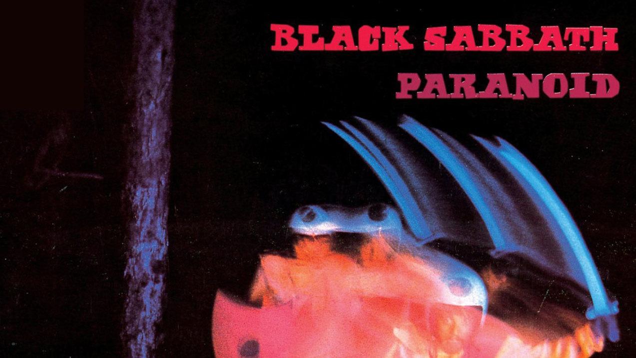 Image result for Paranoid black sabbath album