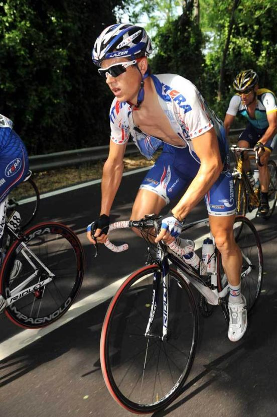 Ben Swift Giro 2009