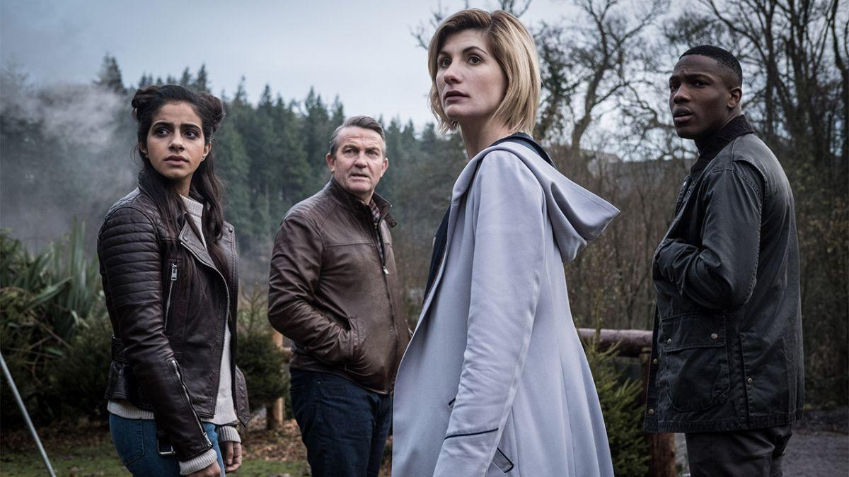 Doctor Who showrunner Chris Chibnall is returning for season 13