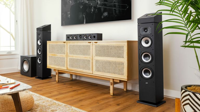 Polk Audio Monitor XT Dolby Atmos TV speaker system