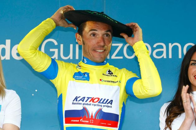 a3e1a8ba6 Joaquim Rodriguez wins Tour of the Basque Country - Cycling Weekly