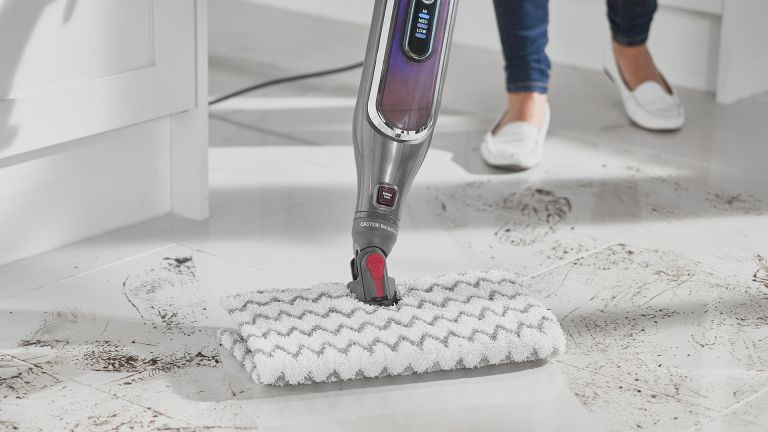 Best Steam Mop 2020 9 Steam Cleaners And Mops For Banishing Dirt Real Homes