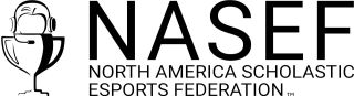 North America Scholastic Esports Federation logo