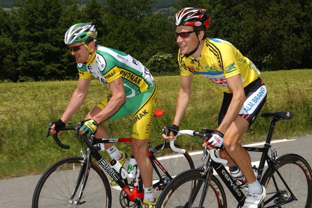 Thumbnail Credit (cyclingweekly.co.uk): David Zabriskie and Floyd Landis in 2006