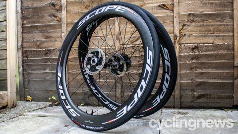 Scope R5d wheels