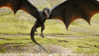 Daenerys dragon in game of thrones