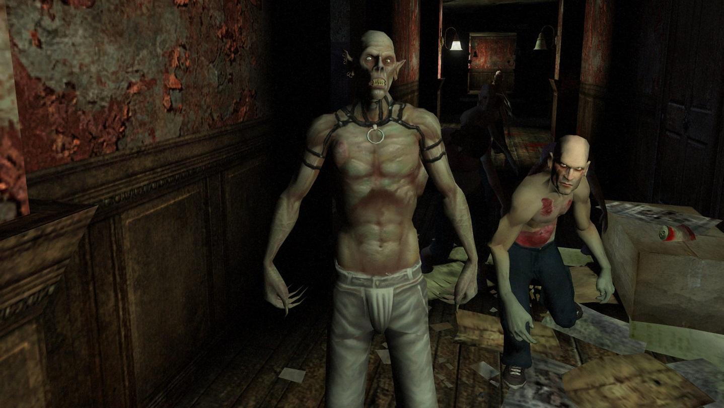 Лучшие ролевые игры - вампир: маскарад родословная