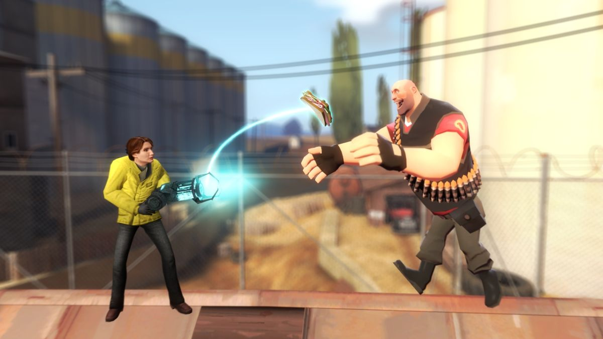 Sandbox, the Garry's Mod successor, appears to have resumed development