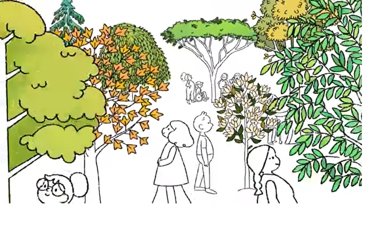 Celebrate Earth Day 2021 with this 'beau-tree-ful' Google Doodle
