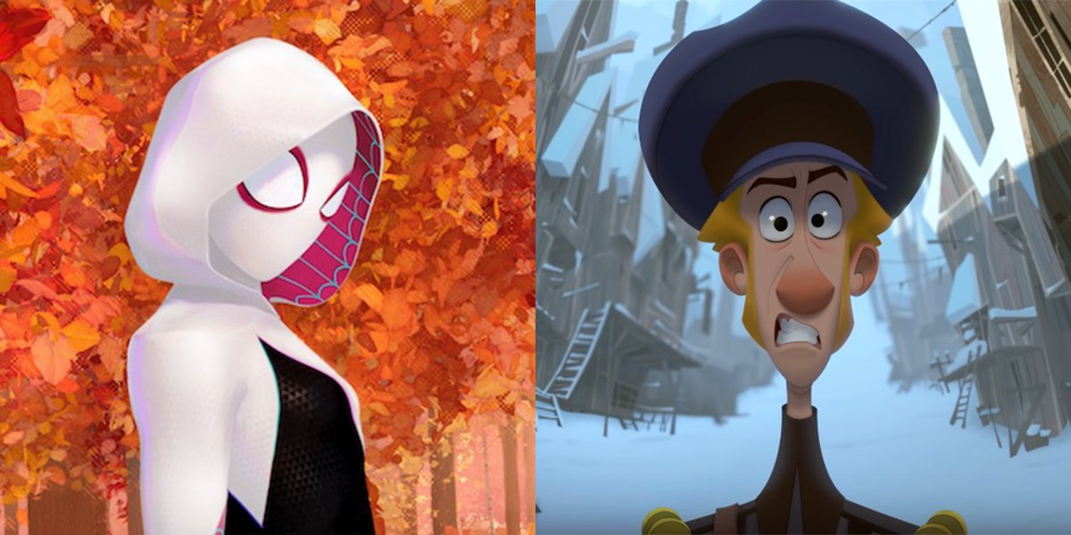 Spider-Man: Into the Spider-Verse and Klaus