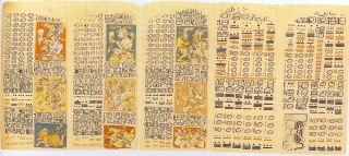 dresden codex venus table
