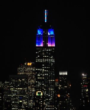 grandMA2 Illuminates Empire State with Pixel-Map LED Lighting