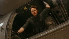 Chris Pratt Talks Knowing One Actor Was Perfect For The Role In The Tomorrow War