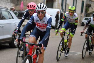 Vincenzo Nibali Etoile de Besseges 2021 stage 3 Trek-Segafredo