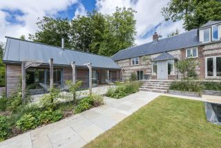 Timber frame extension ideas