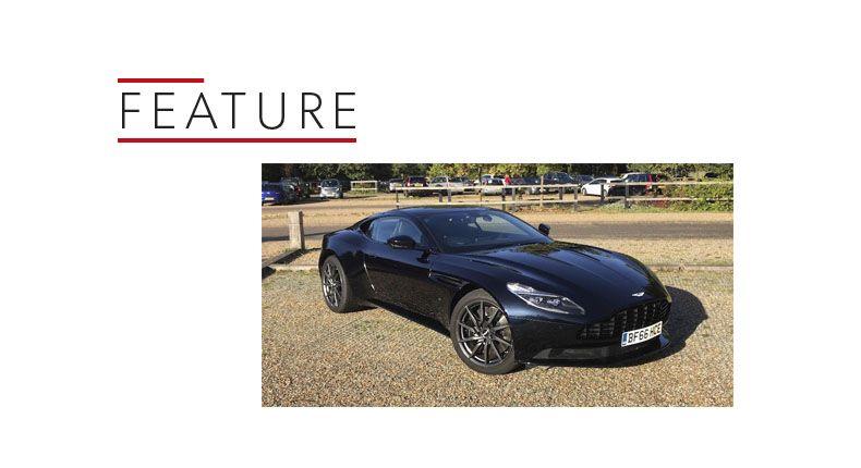Bang Olufsen Beosound Db11 Aston Martin Db11 Review What Hi Fi