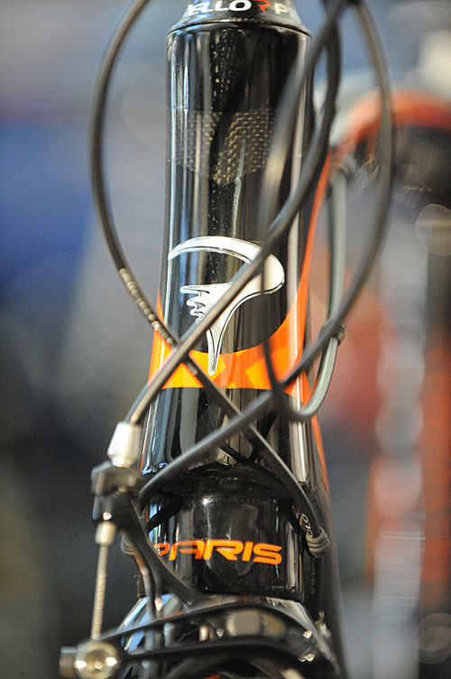 Team bike, Motorpoint team 2011
