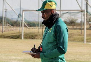 Mamelodi Sundowns coach Rhulani Mokwena