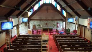 Media Specialties Chooses TEKVOX Multi-Display Solution for St. George Church, San Antonio