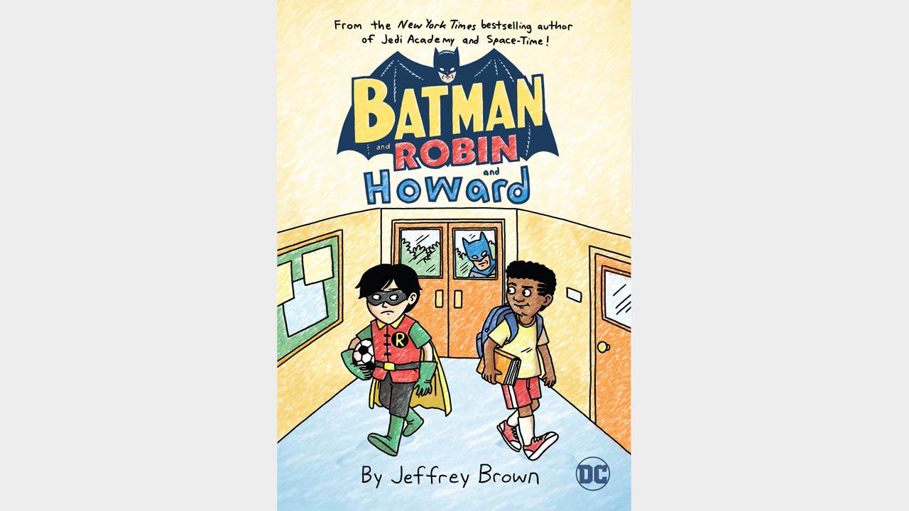 Batman y Robin y Howard OGN