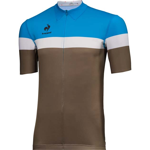 53e6a8b141b2 Le Coq Sportif  new kit for Spring and Summer - Cycling Weekly