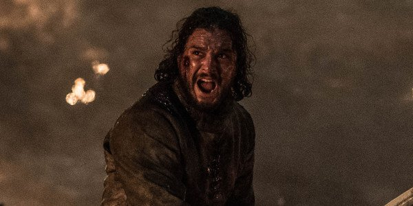 game of thrones season 8 battle of winterfell jon snow hbo