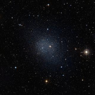dwarf spheroida galaxy fornax