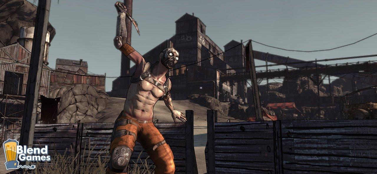Borderlands New Screenshots Features Female Genitalia?  #7309