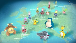 Pokemon Go regionals - All Pokemon Go regionals list for July 2019