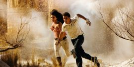 First Glimpse At Michael Bay's New Movie Is Totally Explosive And It Looks Wild