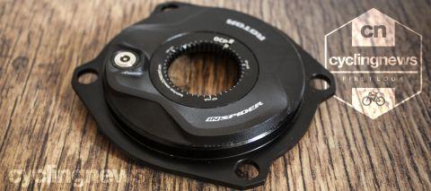 Rotor INspider power meter