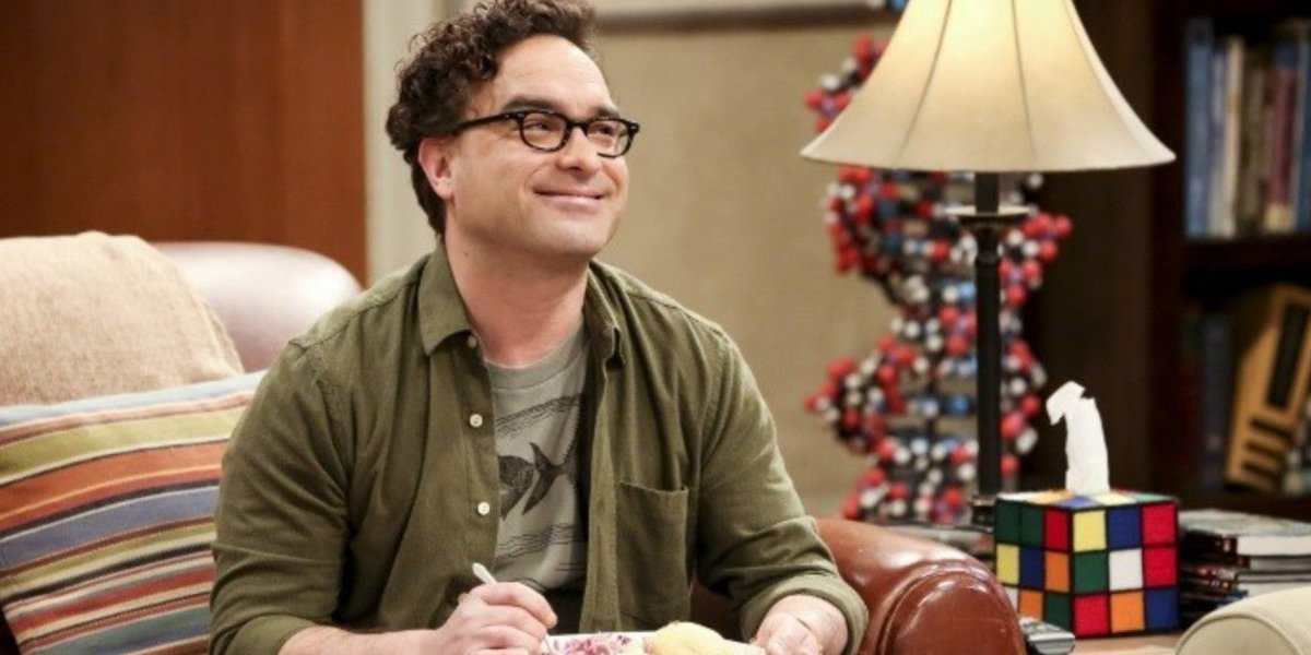 Johnny Galecki For NBC's new sitcom The Squad