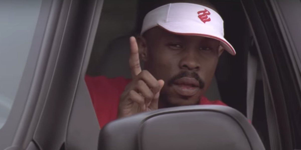 Wood Harris on The Wire