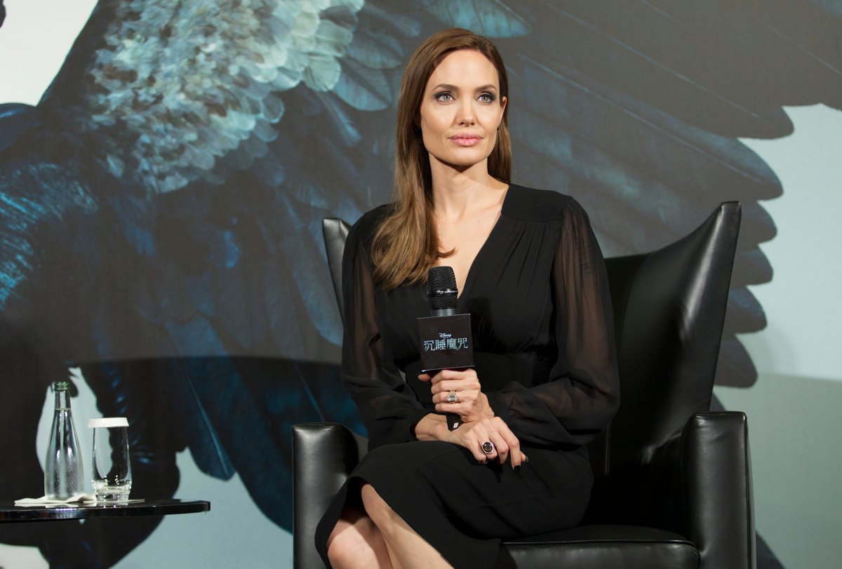 Angelina Jolie Says Maybe She'll Get To Play Maleficent Again #8315